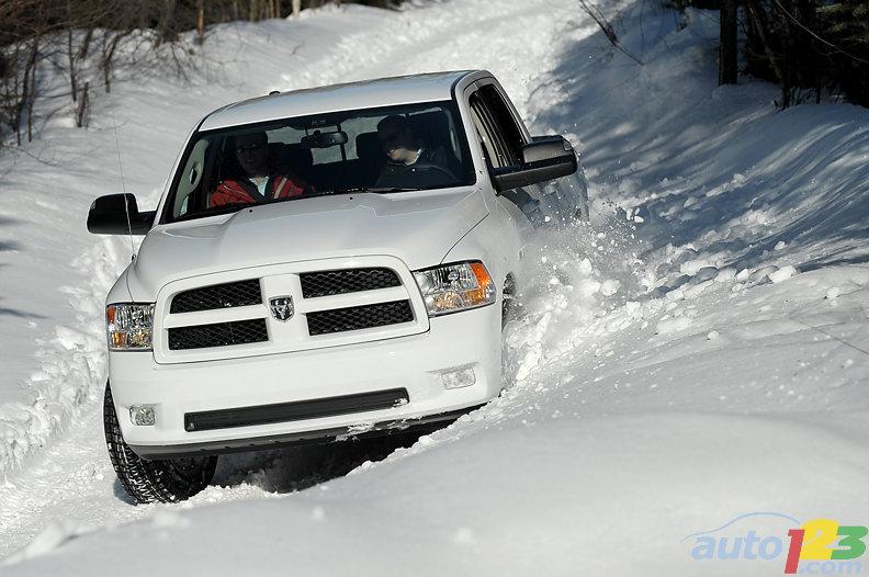 Dodge Ram 1500 Crew Cab Sport