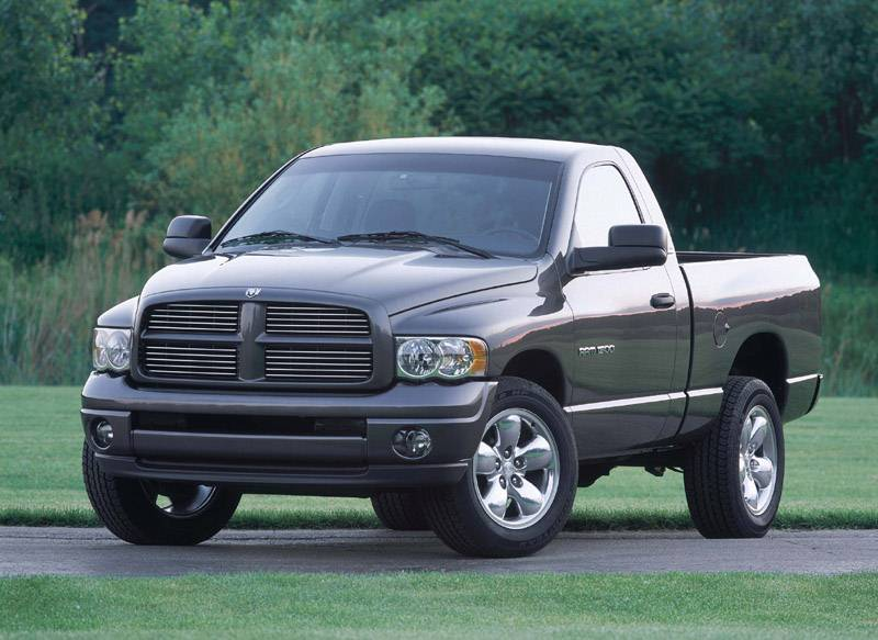 Dodge Ram 1500 Regular Cab