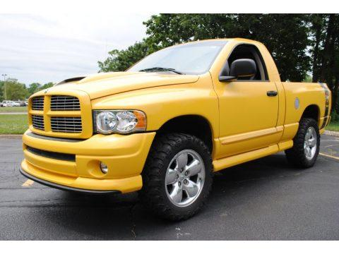 Dodge Ram 1500 Regular Cab 4x4