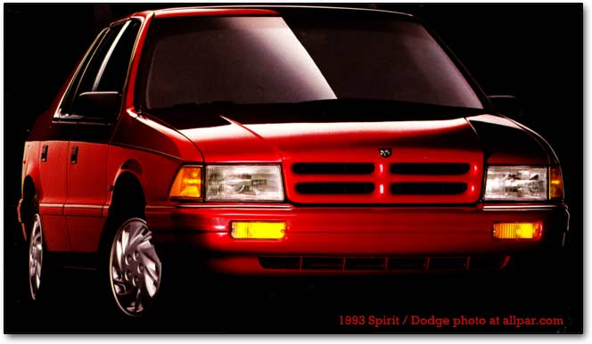 Dodge Spirit 3.0