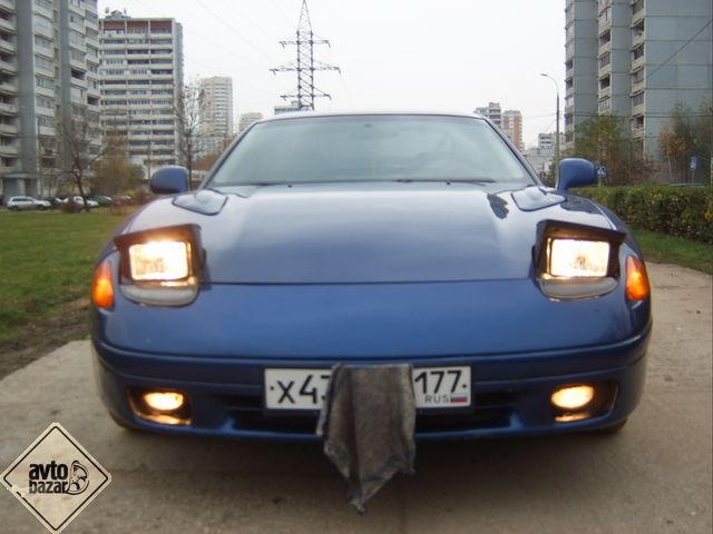 Dodge Stealth 3.0 24V AT
