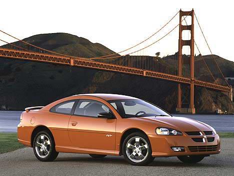Dodge Stratus 3.0 i V6 24V R/T AT