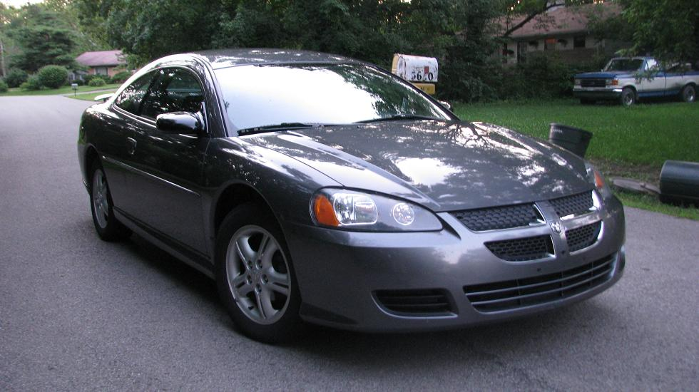 Dodge Stratus Coupe SXT
