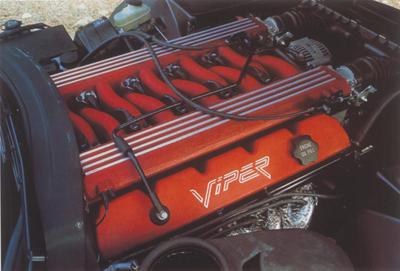 Dodge Viper 8.0 V 10