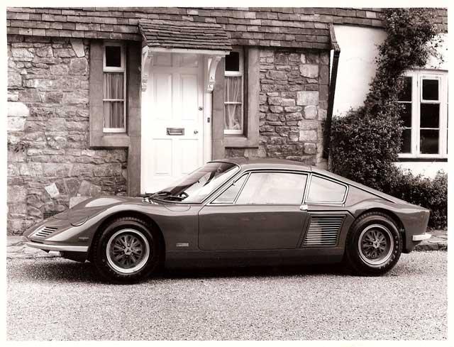 Elva GT 160