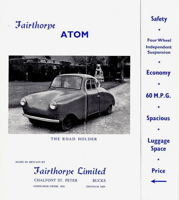 Fairthorpe Atom Mark III