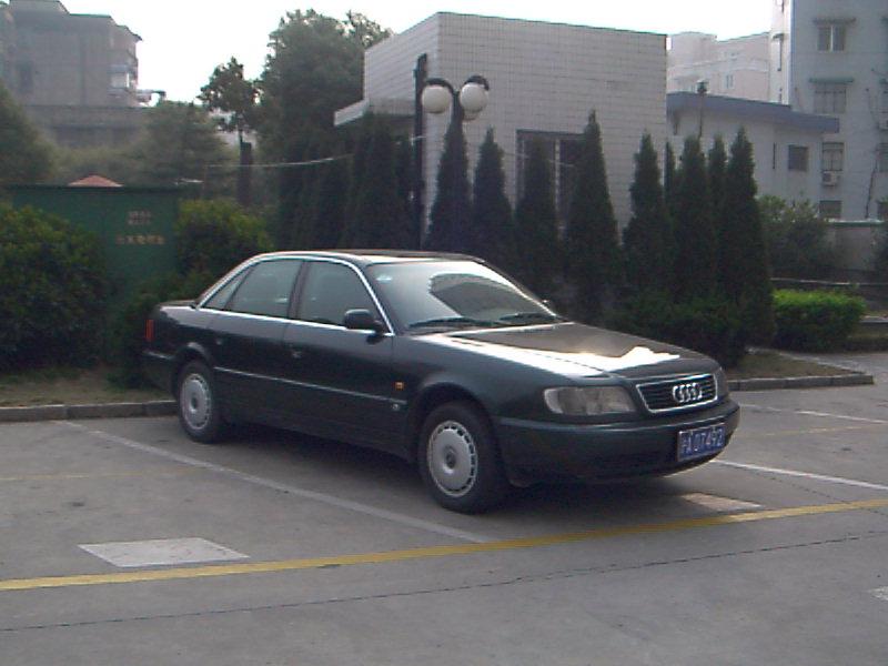FAW Audi 100 2.2 i 20V