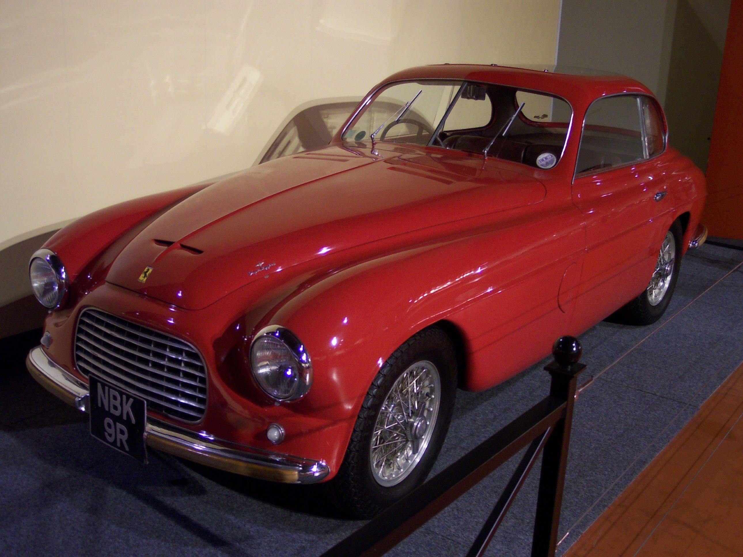 Ferrari 166 Inter