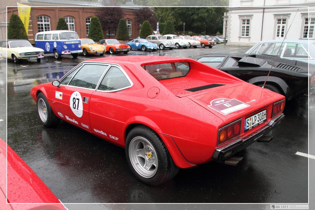 Ferrari 306 GT Rainbow