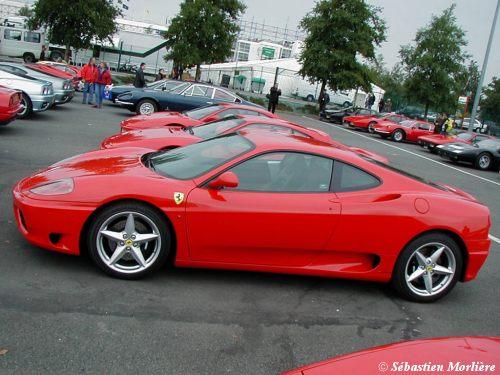 Ferrari 360 Modena Berlinetta