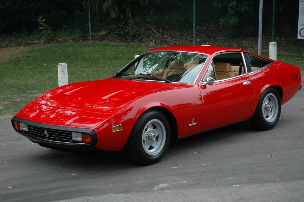 Ferrari 365 GTC 4