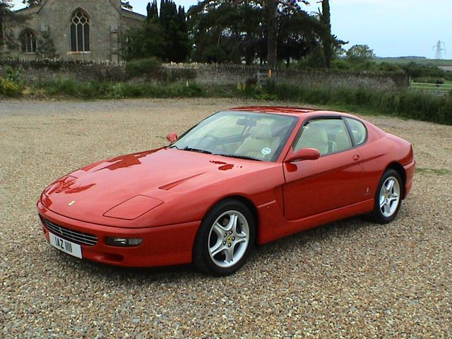 Ferrari 456 5.5 (F116)