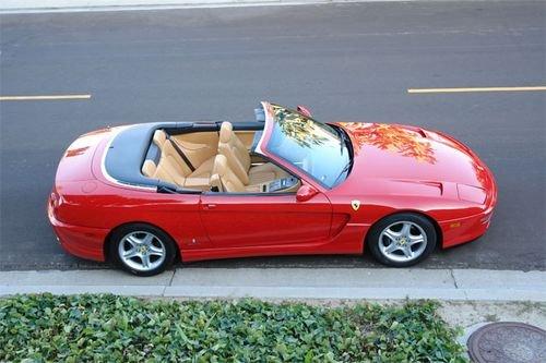 Ferrari 456 GT Spyder