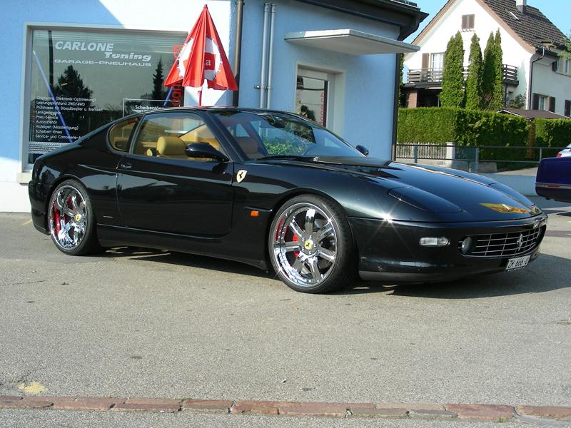 Ferrari 456M GT