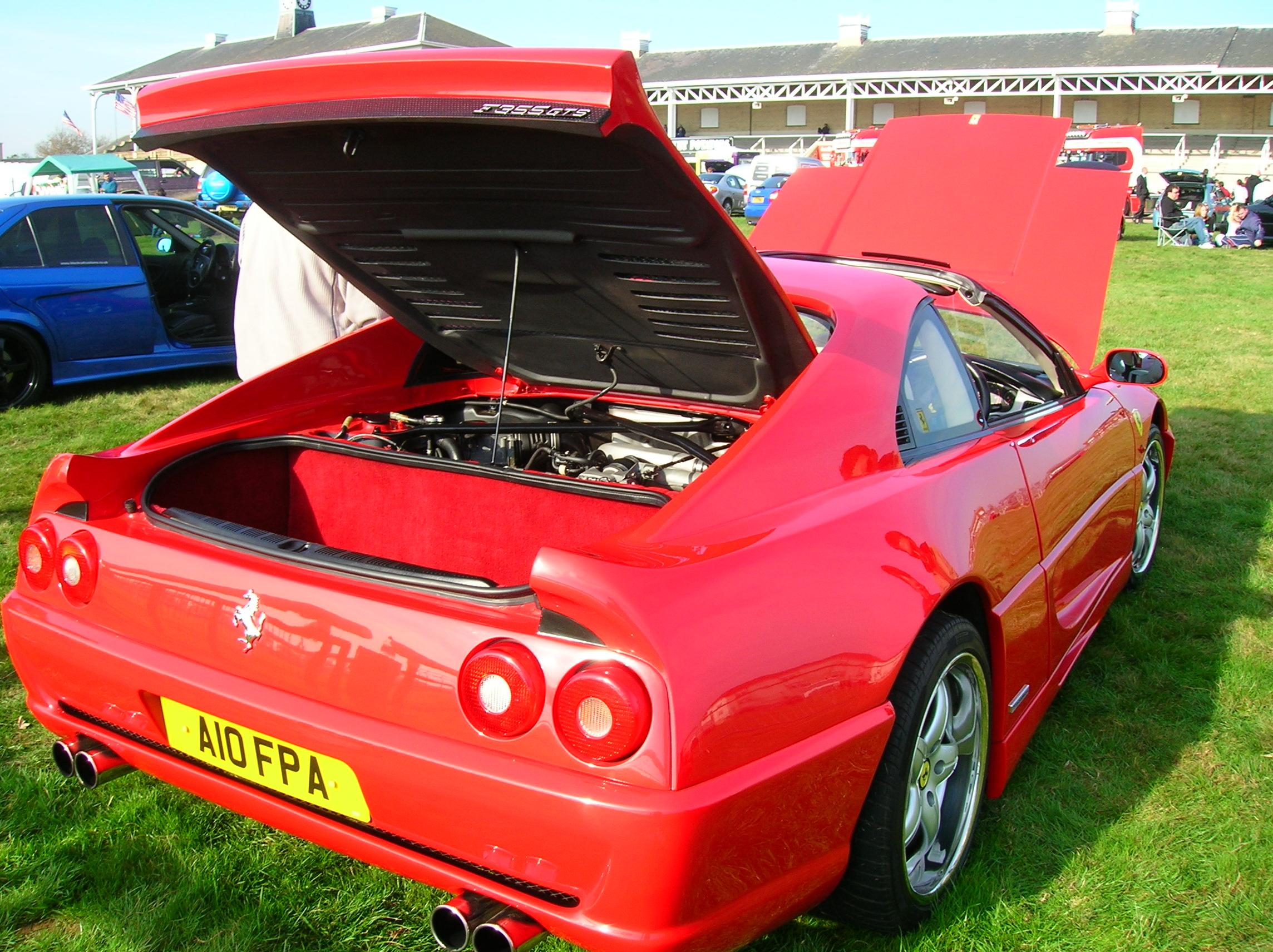 Ferrari F355 355 GTS