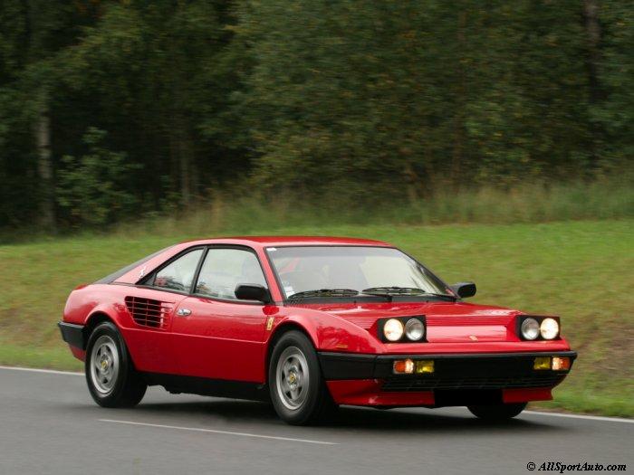 Ferrari Mondial 8 Quattrovalvole