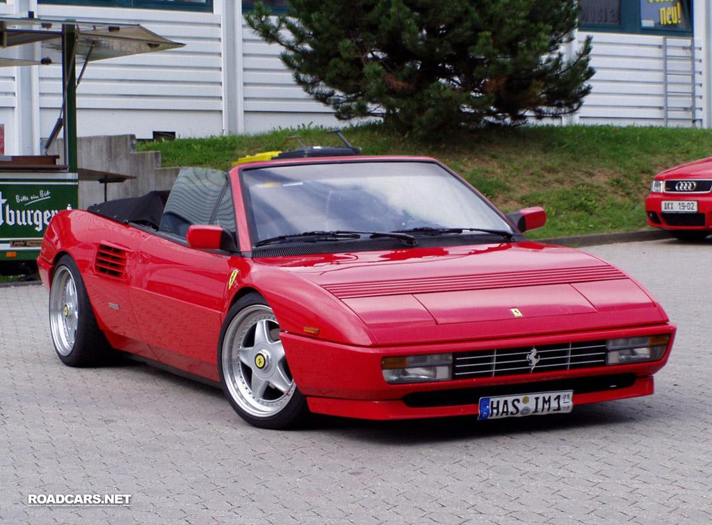 Photos Of Ferrari Mondial T Cabriolet Photo Ferrari Mondial T Cabriolet 02 Jpg Gr8autophoto Com
