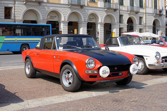Fiat 124 1800 Rally Abarth