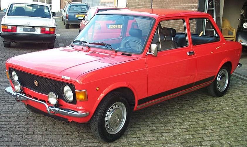 Fiat 128 Rallye