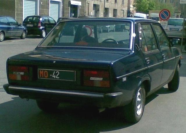 Fiat 131 1.3 Mirafiori