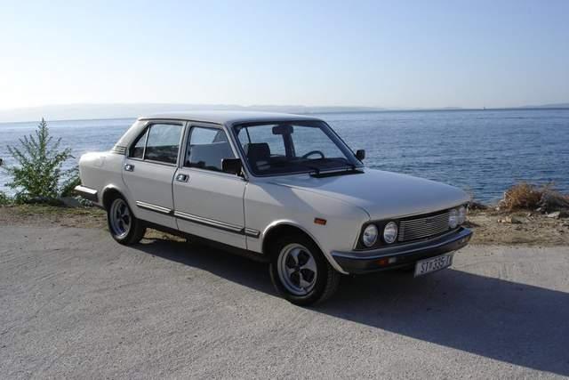 Fiat 132 2.0 GLS
