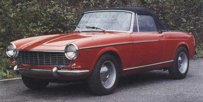 Fiat 1600 Cabriolet