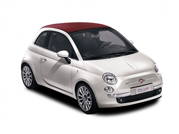Fiat 500 1.3 Multijet Start and Stopp