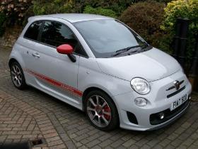 Fiat 500 C 1.4