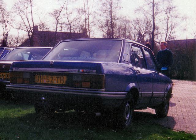 Fiat Argenta 2000 i.e.