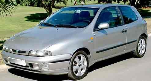 Fiat Brava 1.9 JTD 105