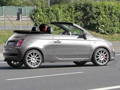 Fiat Cabriolet