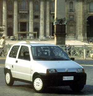 Fiat Cinquecento 0.9