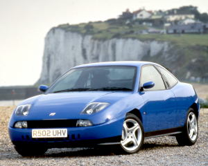 Fiat Coupe 2.0 20V Turbo