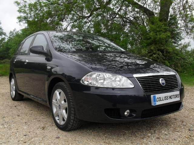 Fiat Croma 1.9 16V Multijet AT