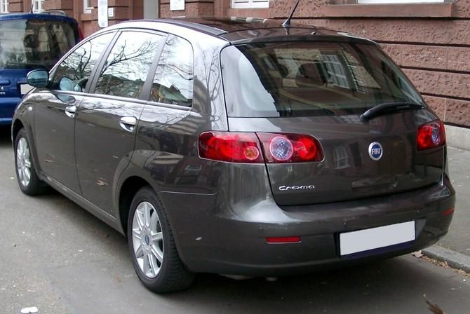 Fiat Croma 2.4 Multijet