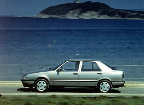Fiat Croma 2500 D