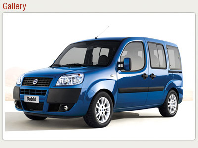 Fiat Doblo 1.6