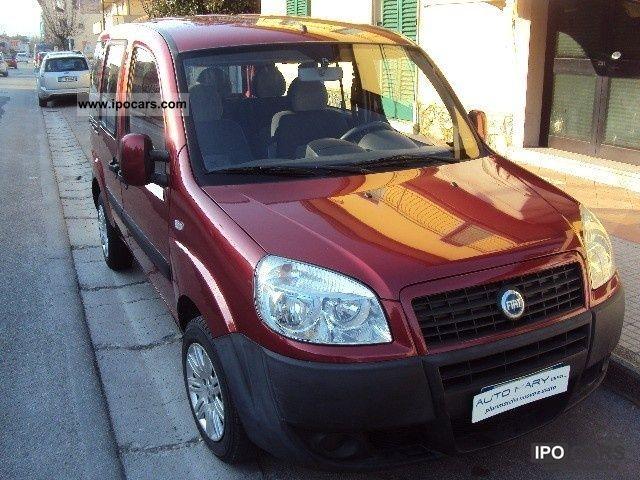 Fiat Doblo 1.6 16V Natural Power