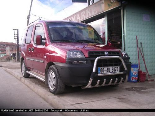 Fiat Doblo 1.9 JTD Active