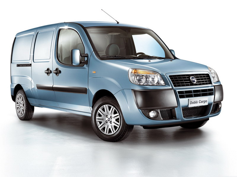 Fiat Doblo 1.2 65hp MT
