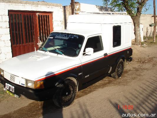 Fiat Fiorino 1.3 Diesel
