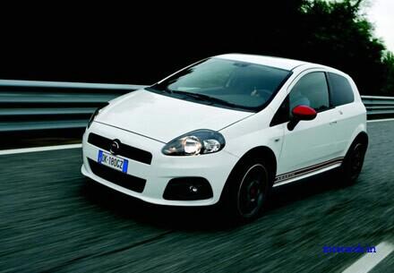 Fiat Grande Punto 1.4 Abarth