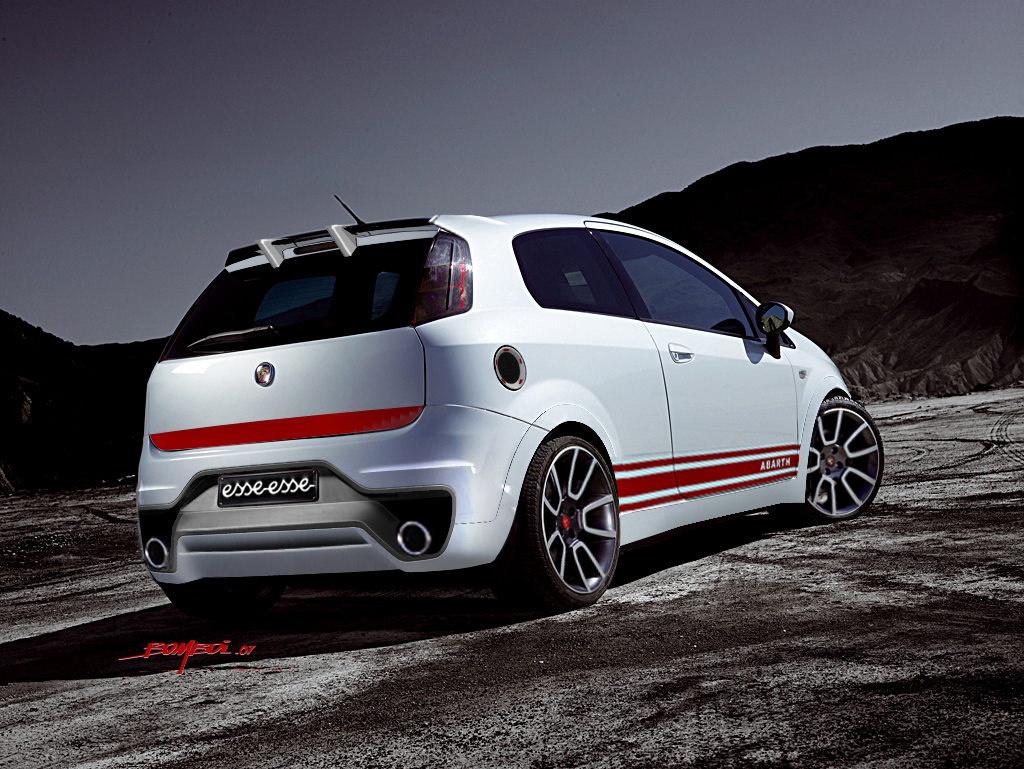Fiat Grande Punto Abarth Esseesse