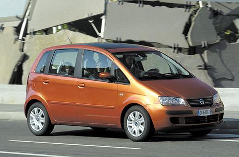 Fiat Idea 1.2