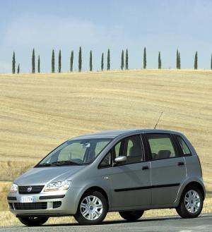 Fiat Idea 1.9 Multijet