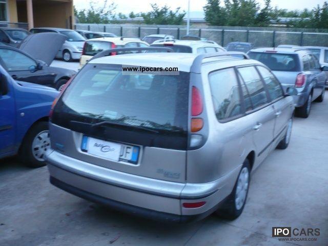 Fiat Marea 1.9 JTD 105