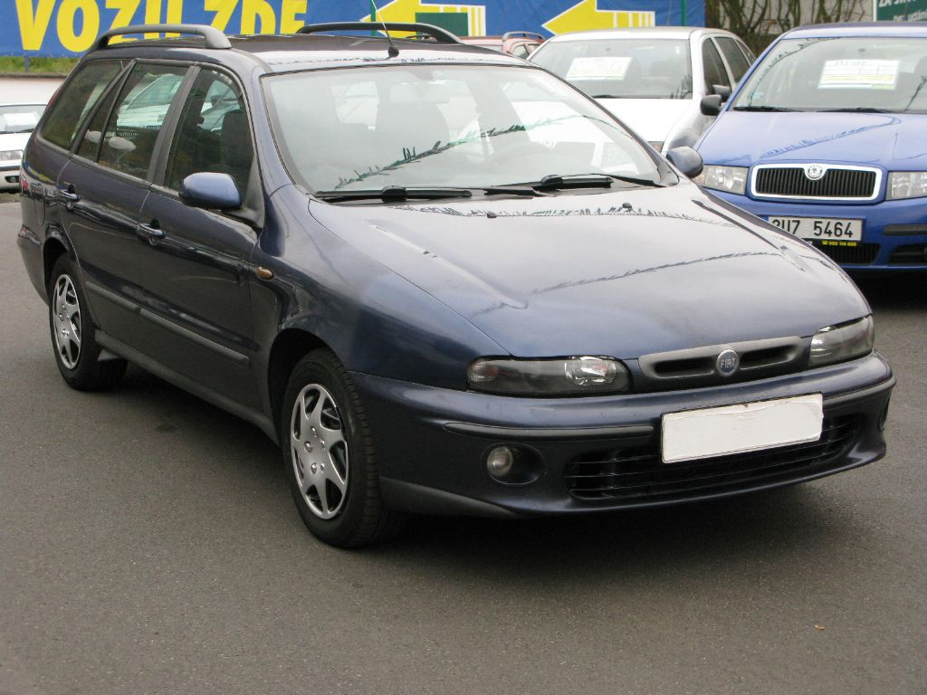 Fiat Marea 1.9 JTD 110