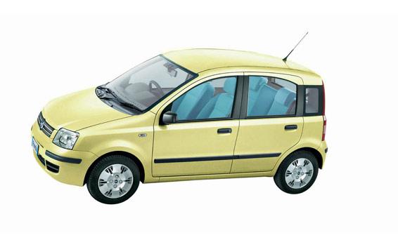Fiat Panda 1.2 4WD
