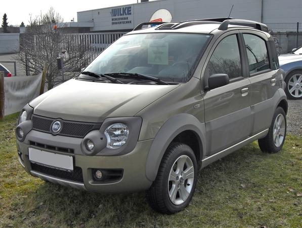 Fiat Panda 1.3 Multijet 4x4