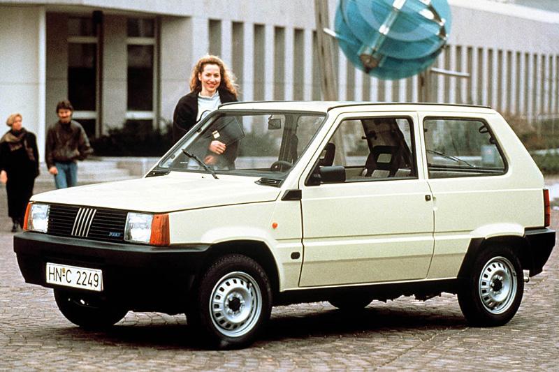 Fiat Panda 1000 i.e